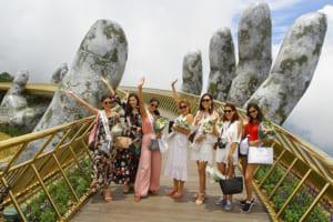Bà Nà Hill lọt vào top 5 khu vui chơi giải trí tốt nhất Việt Nam